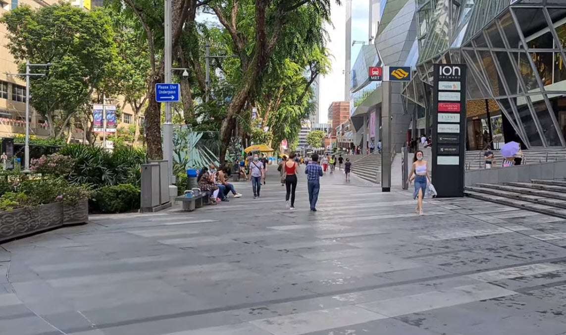 Klimt Cairnhill Orchard Road by Low Keng Huat Freehold Condo
